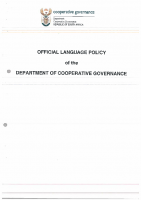 Approved Language Policy-DCoG