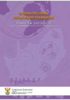 The Intergrated Urban Development Framework(IUDF)
