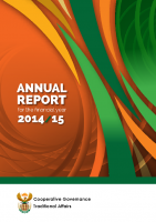 Traditional Affairs Annual Report 2014-2015